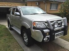 2006 Toyota Hilux Ute Thornleigh Hornsby Area Preview