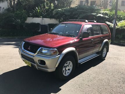2002 Mitsubishi Challenger 7MTHS REGO! 3YR WARRANTY! BACKPACKERS!