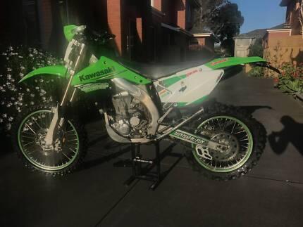 KLX 450r 2009 My 2010