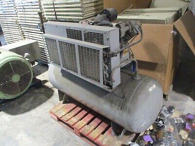 Ingersoll Rand Air Compressor 2545e10230360 10hp 230v 28a 3ph 35cfm Used