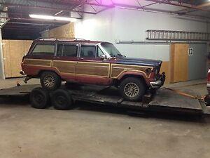 Jeep grand wagoneer 1991 final edition