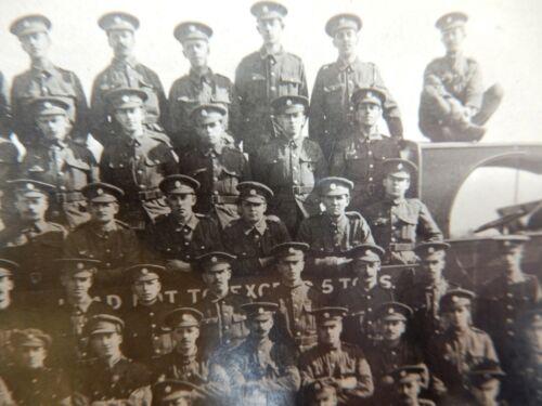 FAWU ~ Field Ambulance Workshop Unit.  PORTRAIT  1916   WHO WHERE  ?