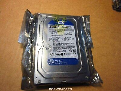"""Western Digital Blue WD3200AAKX 320GB 7200 RPM 16MB Cache SATA 6.0Gb/s 3.5"""" HDD"""