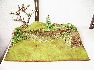 Diorama Präsentationsplatte für Schleich Breyer u.a. Modellpferde online kaufen