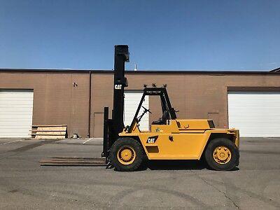 Cat Forklift V300b 30000 Lb