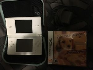 White DS Lite