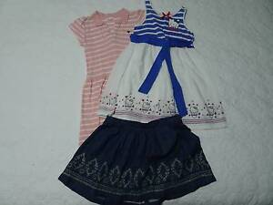 Girls clothing - size 5 Bethania Logan Area Preview