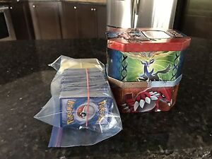 1,047 Pokemon playing/trading cards