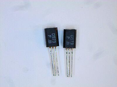 2sc1973 Original Panasonic Matsushita  Rf Transistor 2 Pcs
