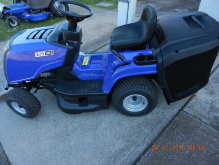 VICTA RIDE ON MOWERS - OCTOBER SPECIALS Cessnock Cessnock Area Preview
