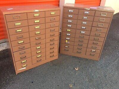 Steelmaster 30 Drawer Craft-tool Cabinet