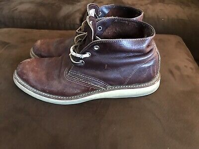 Red Wing Chukka Boots #3141 10.5 used