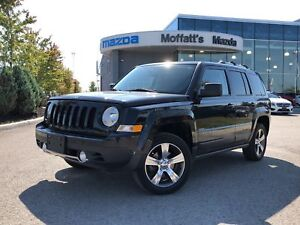 2016 Jeep Patriot High Altitude 4WD HIGH ALTITUDE 4X4 2.4L