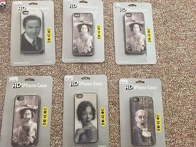 Halloween Iphone 5 Covers (Lot 6 HD 3-D Animated Halloween Cell Phone Protective Case Covers iphone 5)