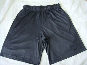 NIKE  FLY UTILITY TWILL MENS SHORTS  SIZE M MEDIUM GRAY  507395 010