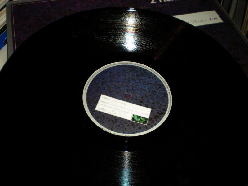 2 Men Ahead Blue Moon VINYL Roland Klinkenberg remix tech house