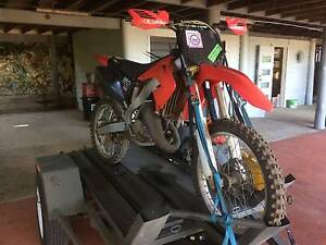 2003 HONDA CR125 - 1.7 hours since FULL REBUILD Worongary Gold Coast City Preview