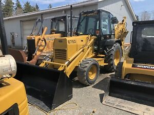 FOR SALE FORD 675D BACKHOE 4X4