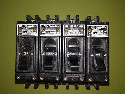 Heinemann CD1-G3-U-40-1 Circuit Breaker 40A 1-pole