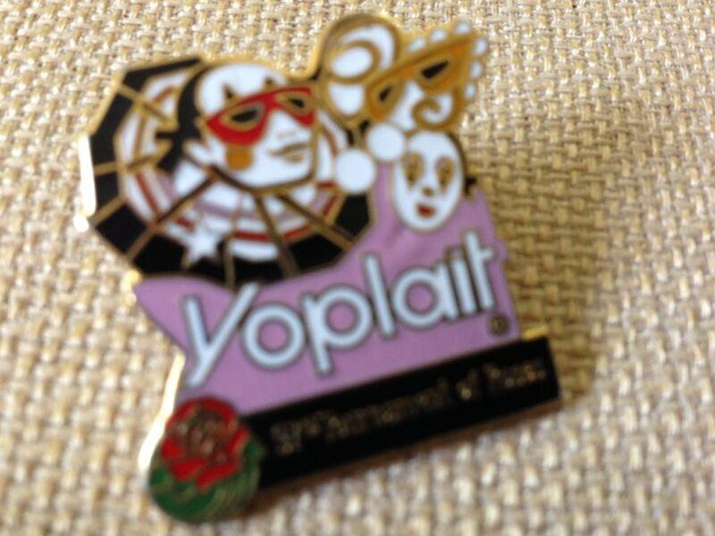 1986 Tournament of Roses 97th Parade-YOPLAIT Sponsor