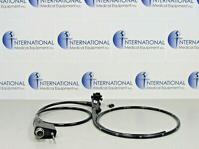 Pentax Ec-3830tl Colonoscope With Case And Valves.