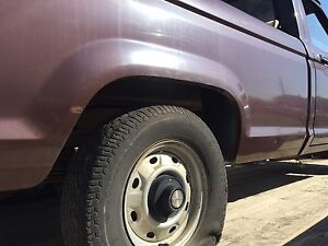 Ford Ranger Body Parts