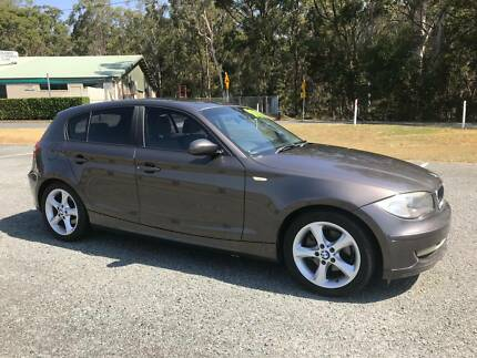2009 BMW 118i Luxury - Low Kms - Auto - Logbooks - Driveaway Birkdale Redland Area Preview