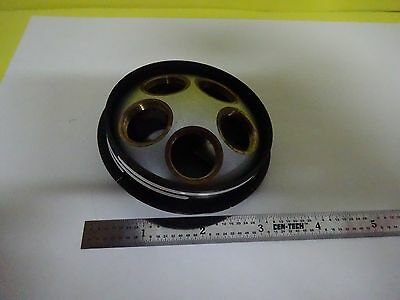Leitz Germany Nosepiece Microscope Part As Is Binw4-24