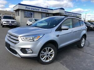 2018 Ford Escape SEL/AWD/LEATHER/ROOF/NAV/CAM