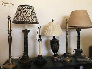 Classic Lamps Brighton-le-sands Rockdale Area Preview