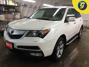 2012 Acura MDX Tech Package*AWD*NAVIGATION*SUNROOF*DVD*BACK UP C