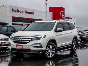 2018 Honda Pilot EX-L w/RES AWD|LOADED WITH LUXURY