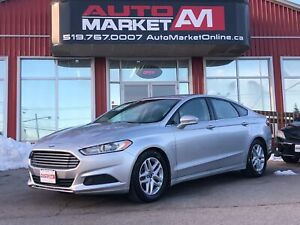2014 Ford Fusion SE, Alloys, WE APPROVE ALL CREDIT
