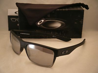Oakley Two Face Matte Black w Chrome Iridium Lens (oo9189-30)](Two Face Face)