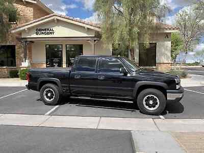 2004 Chevrolet Silverado 1500 crew cab Z71 package 2004 Chevrolet Silverado 1500 Pickup 5.3L V8 4WD Auto crew cab Z71 package