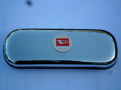 DAIHATSU car brand new chrome glasses case great gift!!Birthday Christmas