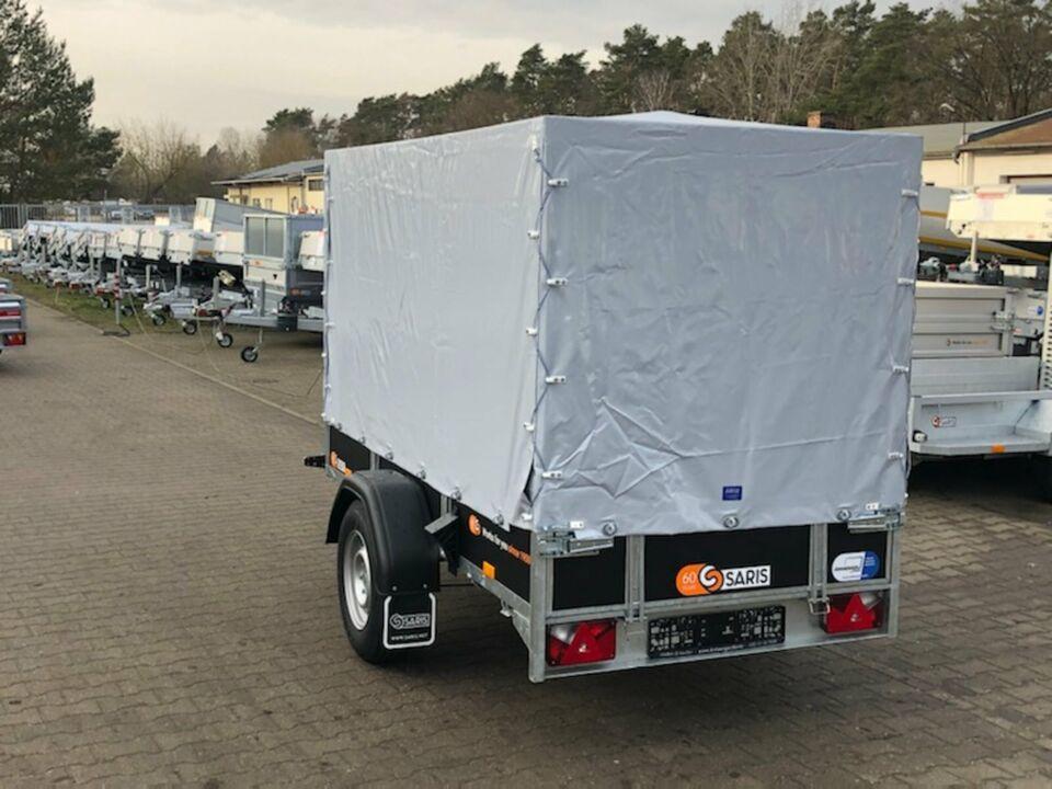 ⭐Anhänger Saris Wood BMG135 1350 kg 255x133x150cm Plane Profi NEU in Schöneiche bei Berlin