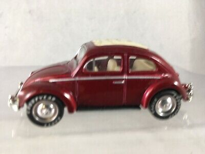 Matchbox Collectibles 50th Anniversary 1962 VW Beetle Volkswagen LOOSE