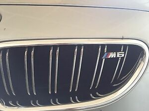 BMW M6 launch edition