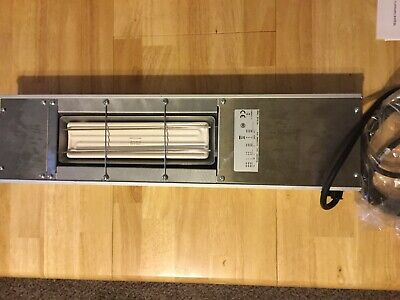 Hatco Grfsc-24 Ultra-glo Ceramic Infrared Strip Food Warmer Heater 240 Volts New