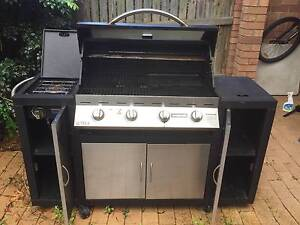 Jumbuck Barbecue - Ultra 4 Wooloowin Brisbane North East Preview