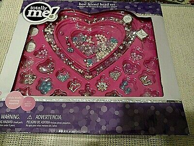 GIRLS kids Beads Set by Totally me Best Friend  Ages 5 & up  NEW TOY R (Best Toys By Age)