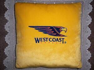 Cushions West Coast Eagles LIKE NEW 6 available East Cannington Canning Area Preview