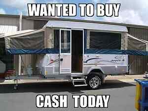Jayco outback wanted Forrestdale Armadale Area Preview
