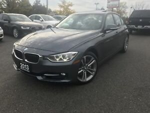 2013 BMW 335I XDRIVE|SPORT LINE|NAVI|BK CAM|NO ACCIDENTS|