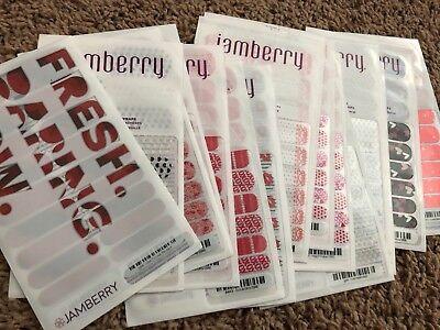 Jamberry Valentine's Full Sheet Flash Sale Listing](Valentine Sale)