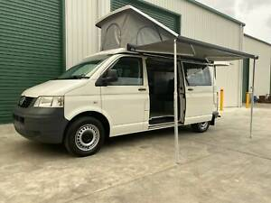 2009 Volkswagen Transporter 4-Motion Manual Skyline Camper West Gosford Gosford Area Preview