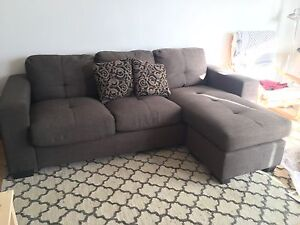 Gray sectional - Pls read description. Still avail if post is up