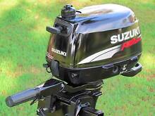 Outboard Motor Suzuki 6Hp 4-Stroke Junction Hill Clarence Valley Preview