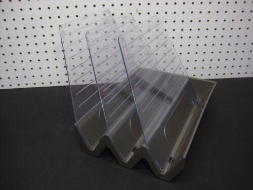 HERMAN MILLER Diagonal Paper Tray / Desktop LETTER Size Holder Organizer